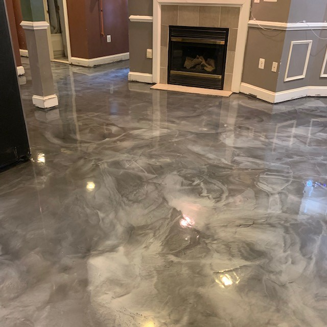 grey-epoxy-coating-in-commercial-building