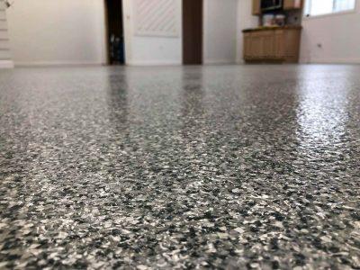 epoxy flake floors kansas city